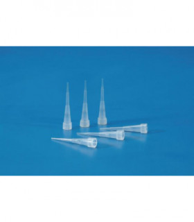 PIPETTE TIPS, TYPE: GILSON PP, 0.5-10ul, NEUTRAL, ID: 3,5MM