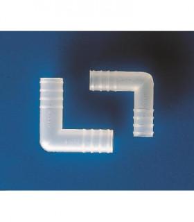 CONNECTOR-L PP, 14mm, Bore 10.5mm, Crest 12.6/13.7