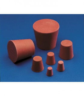 STOPPER RUBBER, 12X9X18mm