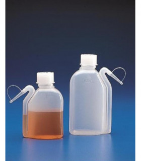 BOTTLE WASH-INTEGRAL PE, 250ml, 140mm H