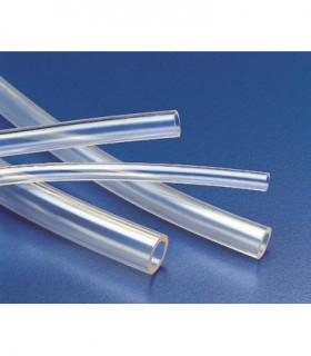 TUBING ISOFLEX PVC, ID4.0mm D, OD 6.0mm D, 20m, Thickness: 1mm