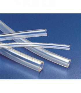 TUBING ISOFLEX PVC, ID 10.0mm D, OD 14.0mm D, 20m, Thickness: 2mm