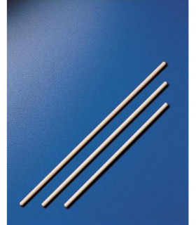 RODS STIRRING  PVC, 7.15mm D, 250mm L