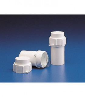 SLIDE MAILER-BOTTLE PP, 40mm D, 90mm L, 5 - 10 slides